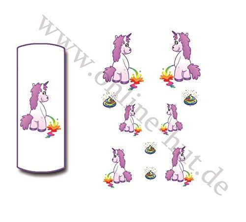 StickerKunst Die Einhörner sind los Nr. 87
