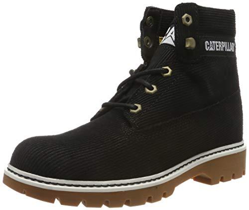 Cat Footwear Lyric Corduroy, Botines Mujer, Negro, 37.5 EU