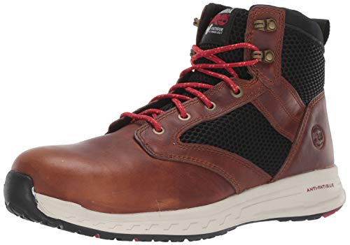 Timberland PRO Men's Drivetrain Mid Composite Safety Toe Electrical...