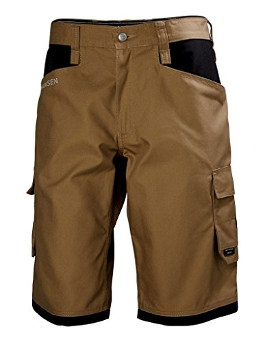 Helly-Hansen Work Wear Men's Chelsea Shorts, Timber, 40