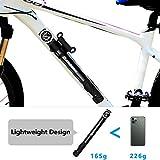 Zoom IMG-1 amzoon pompa bicicletta per bici