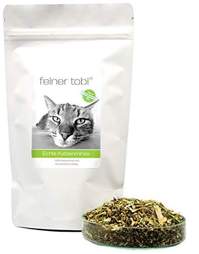 Katzenminze Catnip 50g | Premium-Qualität aus Frankreich | Auch als Katzensnack oder für Katzenspielzeug bestens geeignet