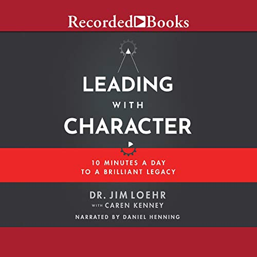 Leading with Character cover art
