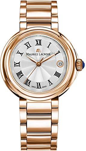 Maurice Lacroix Fiaba rond FA1007-PVP06-110-1 dameshorloge zeer elegant