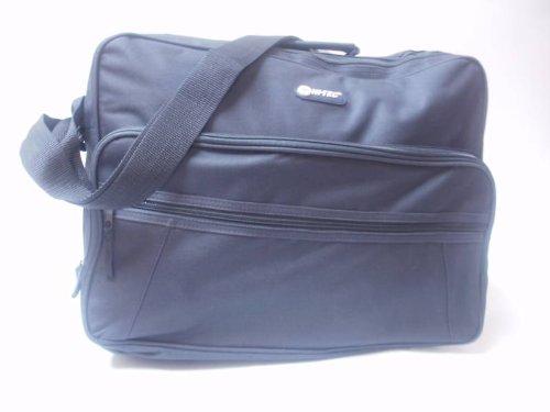 Grote zwarte Hi-Tec Reistas handbagage handbagage reistas Weekendtas 17 inch Hi Tec