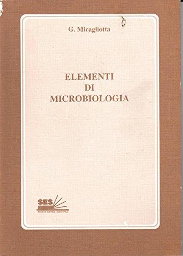 ELEMENTI DI MICROBIOLOGIA PER INFERMIERI