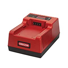 Prevents damage to battery packs using thermal and over-voltage protection Compatible with any Oregon lithium ion 40-volt battery packs Quickly recharge an Oregon 2.6 Ah battery in only 90-minutes No maintenance necessary, recharge your equipment at ...