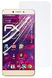 atFolix Glasfolie kompatibel mit LeEco Le Max 2 Panzerfolie, 9H Hybrid-Glass FX Schutzpanzer Folie
