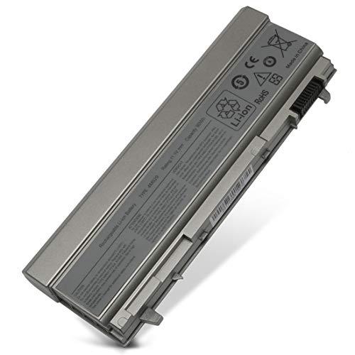 Laptop Battery E6400 for Dell Latitude E6410 E6510 E6500 Precision M2400 M4400 M4500 M6500 Compatible P/N: 4M529 312-0749 KY265-[11.1V 90WH]-Ankon