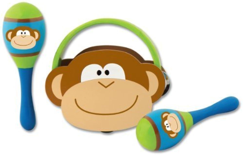 Stephen Joseph Percussion Set, Monkey by Stephen Joseph [Toy]