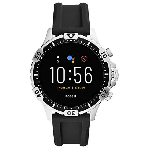 [フォッシル]腕時計タッチスクリーンスマートウォッチジェネレーション5FTW4041メンズ正規輸入品ブラック