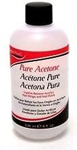 Super Nail Pure Acetone Polish Remover, 8 Fl Oz