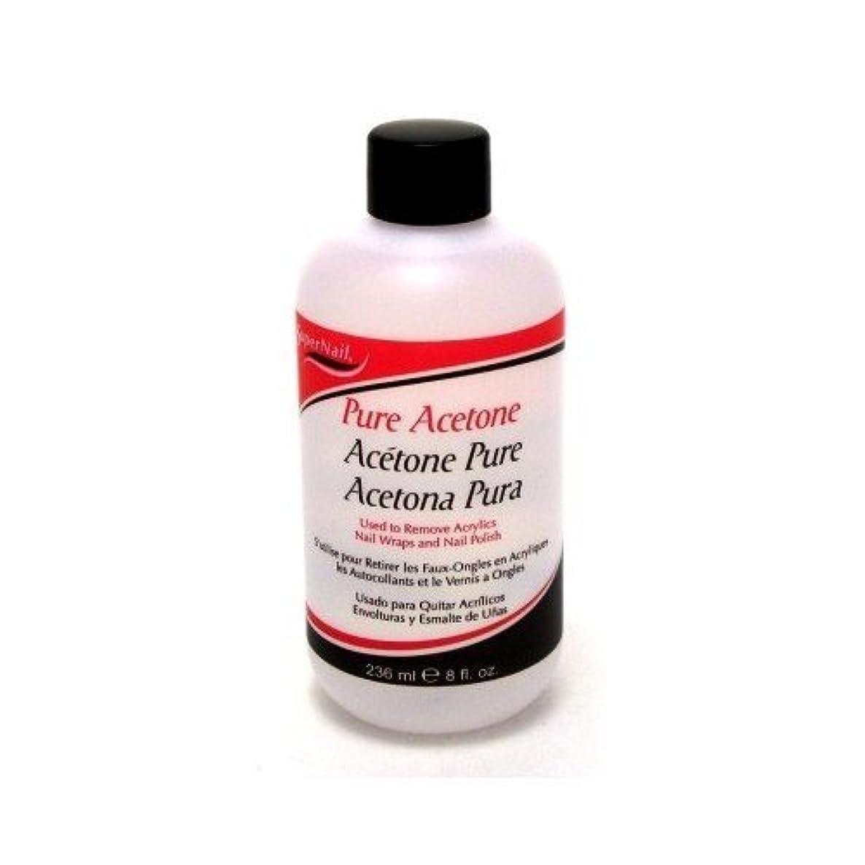 以来休眠端末Super Nail Pure Acetone Polish Remover 235 ml (並行輸入品)