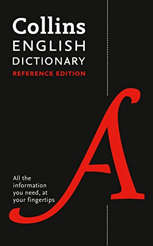 English Reference Dictionary: The words and phrases you need at your fingertips (English Edition)