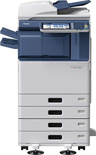 Fantastic Prices! Toshiba E-Studio 5540c A3 Color Multifunction Copier - 55ppm, Copy, Print, Scan, N...