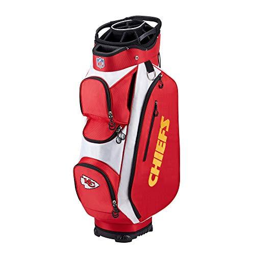 Wilson NFL Chiefs Golf Cart Bag