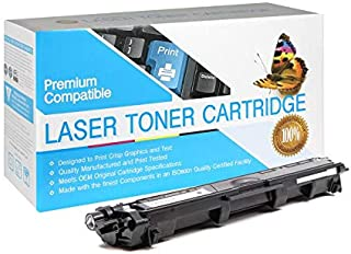 SuppliesOutlet Compatible Toner Cartridge Replacement for Brother TN221BK (Black,1 Pack)