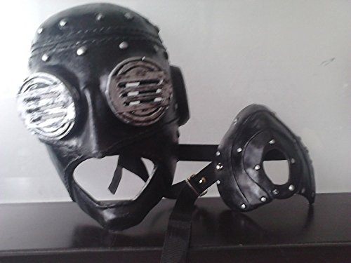 Fiberglas-Sid Wilson-Grau Kapitel Maske