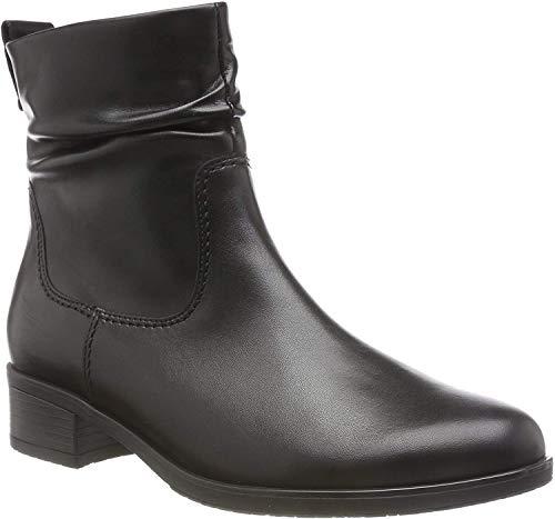 Gabor Shoes Damen Comfort Sport Stiefeletten, Schwarz (Schwarz (Micro) 57), 36 EU