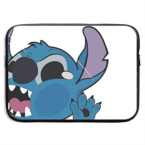 Laptop Sleeve Case Stitch Notebook Tablet Bag for 13-15 Inch Notebook Tablet IPad Tab