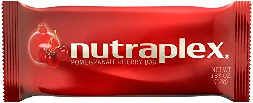 Nutraplex Bar - Pomegranate Cherry by for Unisex - 12 X 1.83 Oz Bar
