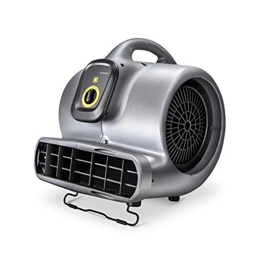 lcc Motor de Aire de Alta Potencia Secador de alfombras liviano Soplador Ventilador de Piso, Secador sin Hojas/Ventilador de Piso de soplado Industrial/Secador de deshumidificación/Deshumidificado