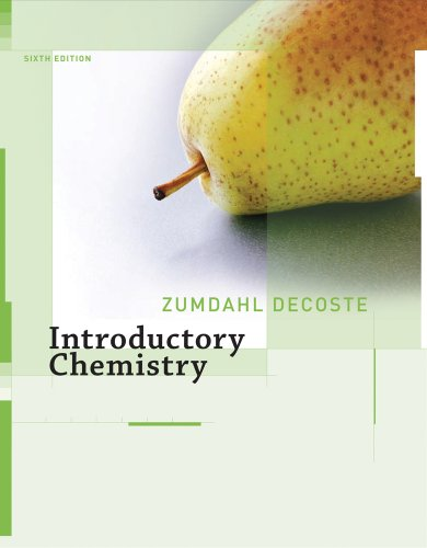 Introductory Chemistry (Available 2010 Titles Enhanced Web Assign)