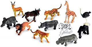 Learning Resources Jungle Animal Counters, Set of 60, 12 Animals, Ages 5+