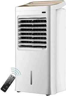 Luftkonditioneringsfläkt Kyl och varm fjärrkontroll Luftkylare Kylskåp Vatten luftkonditionering Hushållsavstängning