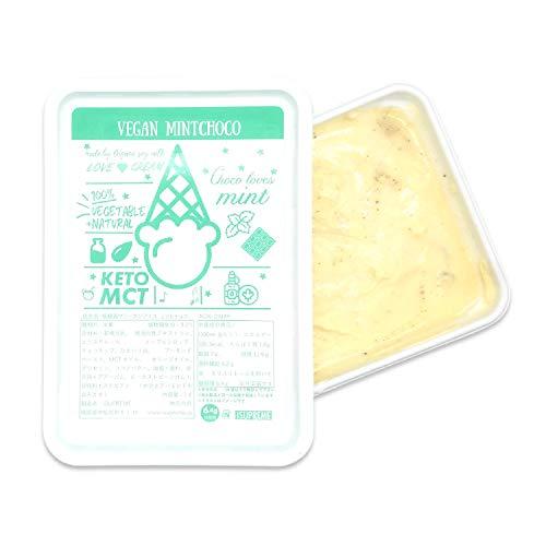 ISUPREME低糖質ヴィーガンアイスミントチョコ味有機豆乳使用(1000ml)Non-Dairy