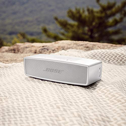 Bose SoundLink Mini Bluetooth Speaker Ii—Special Edition, Silver