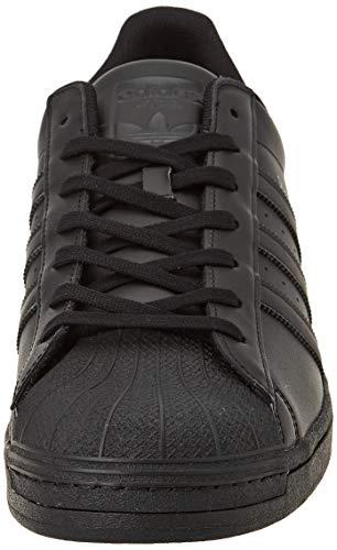 adidas Originals Superstar, Zapatillas Deportivas Hombre, Core Black/Core Black/Core Black, 40 EU