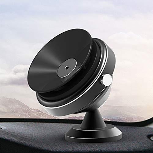Soporte para teléfono para automóvil Ventosa de vacío Ventosa para teléfono móvil Montaje de Salida de Aire Soporte de inducción de rotación de 360 Grados Accesorios para teléfono-A