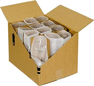 Best wine glass moving box Reviews