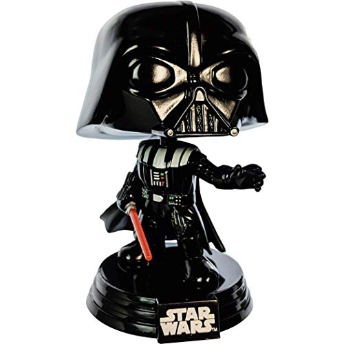 Funko Pop! Star Wars Smuggler's Bounty Exclusive Bespin Darth Vader #158 Vinyl Figure (Bundled with Pop BOX PROTECTOR CASE)