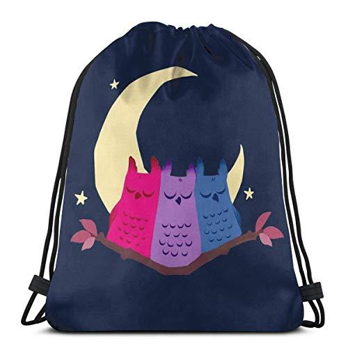 Yuanmeiju Biggie Cheese Bolsa con cordón Sports Fitness Bag Travel Bag Gift Bag