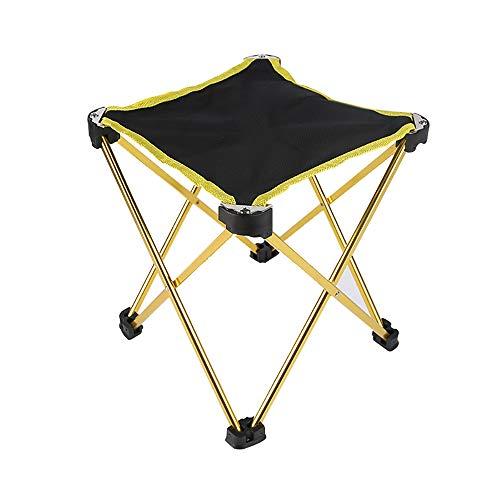 Outdoor camping licht luchtvaart aluminium legering opvouwbare stoel opvouwbare kruk kleine Maza vissen camping opvouwbare stoel draagbare stoelen jacht stoel draagbare