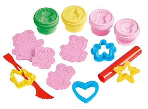 Simba 109262391 Peppa Pig Knetset