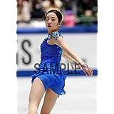 本田真凜 フィギュアスケート 2Lサイズ写真2枚 5