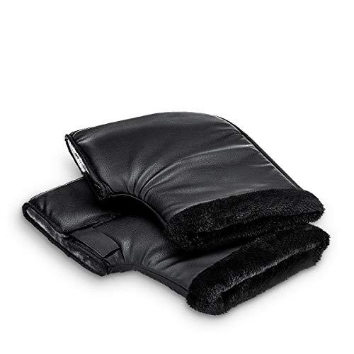 Audew Scooter Gloves, One Pair Waterproof Motorcycle Grip Handlebar Muff Winter Warmer Thermal Cover Glove