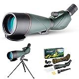 20-60X80 Longue-Vue Télescope monoculaire Birdwatching Imperméable...