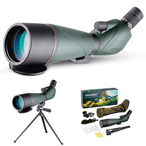 20-60X80 Longue-Vue Télescope...