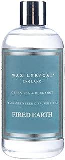 Wax Lyrical Green Tea & Bergamot Reed Diffuser Refill