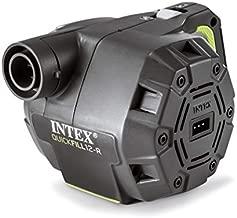 Intex Quick-Fill Rechargeable Air Pump, 110-120V, Max. Air Flow 650 L/min
