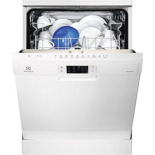 Electrolux ESF5532LOW Bajo encimera 13cubiertos A++ lavavajilla - Lavavajillas (Bajo encimera, Color blanco, Full size (60 cm), Color blanco, Tocar, Caliente)