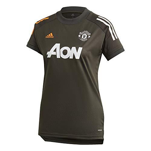 adidas Manchester United Temporada 2020/21 MUFC TR JSY W Camiseta Entrenamiento, Mujer,...