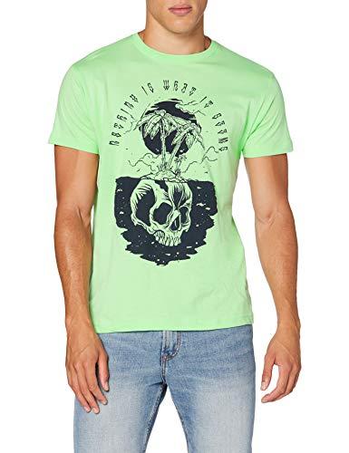 Inside 9CCN03 Camiseta, 90, S para Hombre