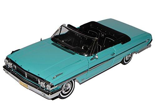 Sun Star Ford Galaxie 500/XL Cabrio Offen Grün 1964 1/18 Modell Auto