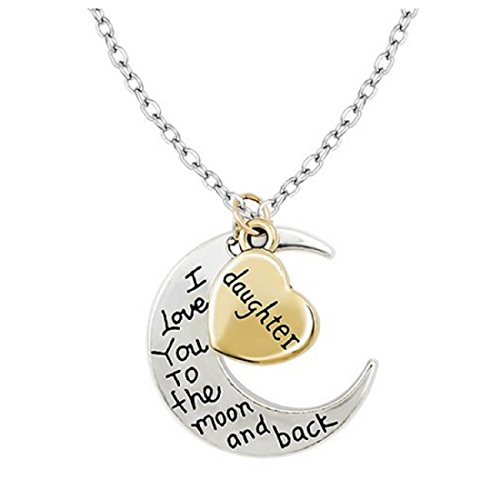 Mini Trinkets I Love You to The Moon and Back (Daughter)
