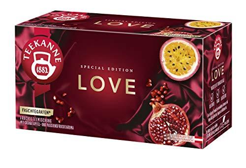 Teekanne Österreich Früchtegarten Love, 6er Pack (6 x 50 g)